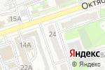 Схема проезда до компании МТС в Дзержинске