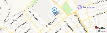 Комитет по культуре и спорту на карте Георгиевска