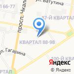 ДЮСШ №3 по дуатлону и футболу на карте Дзержинска