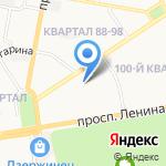 Озон на карте Дзержинска