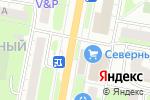 Схема проезда до компании Сеймовский в Дзержинске