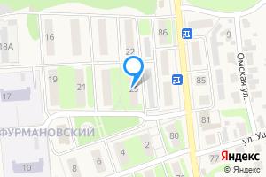 Однокомнатная квартира в Городце ул. Фурманова, 25