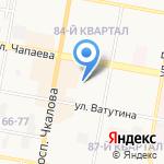 Детский сад №99 на карте Дзержинска