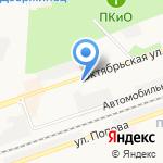 СантехПлюс на карте Дзержинска