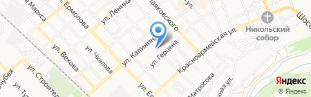 Георгиевск ЭлектроСервис на карте Георгиевска