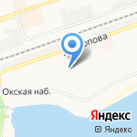 Детский сад №28 общеразвивающего вида на карте Дзержинска