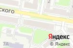 Схема проезда до компании Панорама в Дзержинске