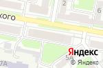 Схема проезда до компании Нижегородский медицинский колледж в Дзержинске