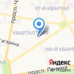ЭкспертКонсалтинг-НН на карте Дзержинска