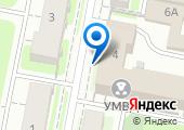 Управление МВД России по г. Дзержинску на карте