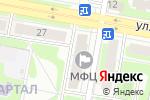 Схема проезда до компании ЦЕНТР-СБК Дзержинск в Дзержинске
