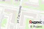 Схема проезда до компании Противокарстовая и береговая защита в Дзержинске