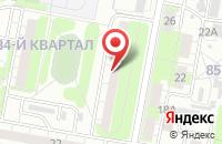 Схема проезда до компании Медиапресс в Дзержинске
