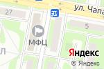 Схема проезда до компании Гулливер в Дзержинске