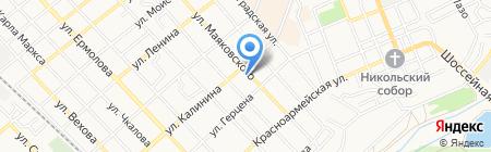 Отдел вневедомственной охраны Управления МВД РФ по Георгиевскому району на карте Георгиевска
