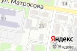 Схема проезда до компании ХладоВид в Дзержинске