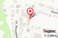 Схема проезда до компании ЭкоБизнесПром в Белгороде