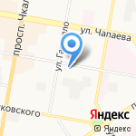 ГазЭнергоМонтаж на карте Дзержинска
