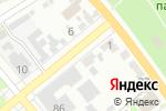 Схема проезда до компании Магазин автозапчастей в Георгиевске