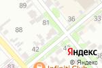 Схема проезда до компании СиН в Георгиевске