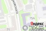 Схема проезда до компании Нижегородский государственный университет им. Н.И. Лобачевского в Дзержинске
