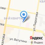 Центр Мониторинга Транспорта на карте Дзержинска