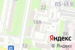 Схема проезда до компании Неостат в Дзержинске
