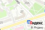 Схема проезда до компании Desheli в Дзержинске