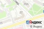 Схема проезда до компании Хмельной мишка в Дзержинске