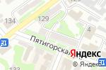 Схема проезда до компании Нотариус Аршинова И.В. в Георгиевске