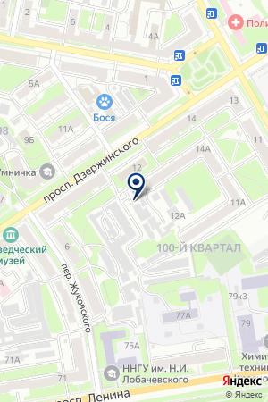 большой картинка карта дзержинска нижегородской области создавать такую
