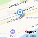 Дзержинский противотуберкулезный диспансер на карте Дзержинска