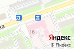 Схема проезда до компании Дзержинский противотуберкулезный диспансер в Дзержинске