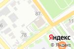 Схема проезда до компании Ставропольпромстройбанк, ПАО в Георгиевске
