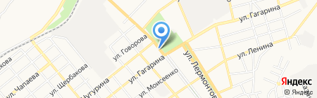 Надежда на карте Георгиевска