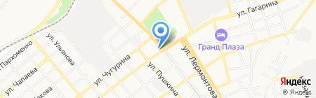 Единая дежурно-диспетчерская служба на карте Георгиевска