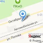 Фотостудия №1 на карте Дзержинска