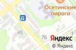 Схема проезда до компании Отдел промышленности, транспорта и связи в Георгиевске