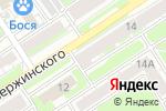 Схема проезда до компании Гарант-Н в Дзержинске