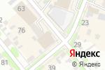 Схема проезда до компании Алвамани в Георгиевске