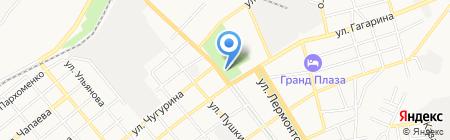 Центр досуга и развлечений на карте Георгиевска