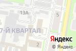 Схема проезда до компании Бител-МФ в Дзержинске