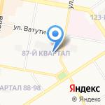 Бител-МФ на карте Дзержинска