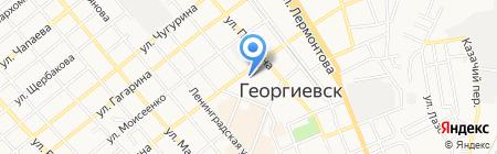 Офисная техника на карте Георгиевска