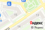 Схема проезда до компании Киоск по продаже печатной продукции в Дзержинске