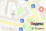 Схема проезда до компании Терем в Дзержинске