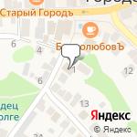 Магазин салютов Городец- расположение пункта самовывоза
