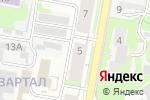 Схема проезда до компании Аккумуляторы.рф в Дзержинске