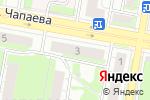Схема проезда до компании Дзержинская торговая фирма в Дзержинске