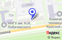 Схема проезда до компании МАГАЗИН БЫТОВОЙ ТЕХНИКИ СТИНОЛ в Дзержинске